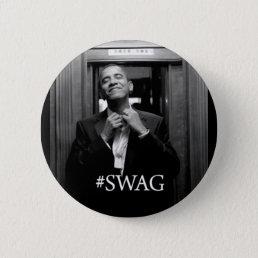 Obama Swag Pinback Button