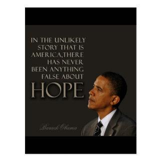 Obama Postales