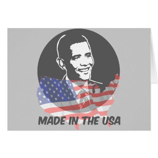 Obama Tarjetas