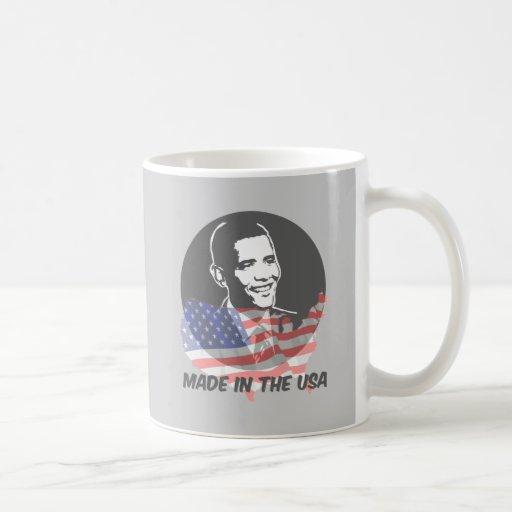 Obama Taza Clásica