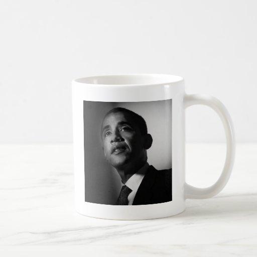 obama tazas de café