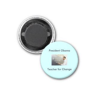 Obama teaching, President Obama, Teacher for Ch... Magnet