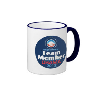 Obama Team Member Mug