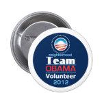 Obama TEAM Pin
