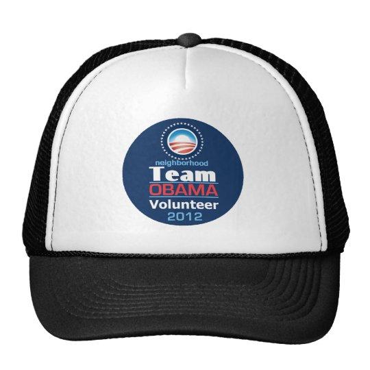 Obama Team Trucker Hat