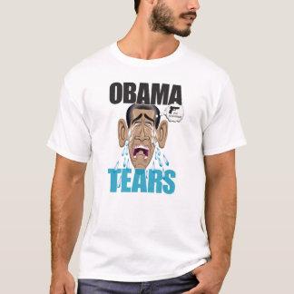 Obama Tears T-shirt wah- wah bad guns