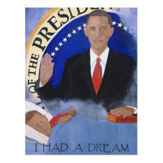 Obama: Tenía una postal ideal