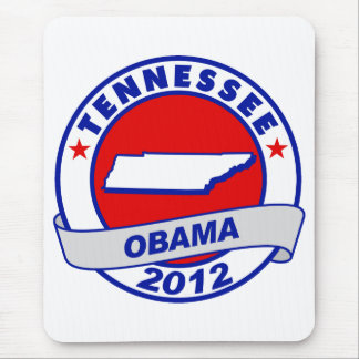 Obama - tennessee mouse pad