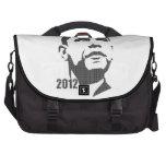 Obama Text Design 2012 Laptop Bag
