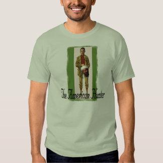 Obama The American Hunter T Shirt