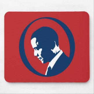 Obama: The Big O Mouse Pad