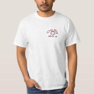 Obama The Big O Vote 08 budget  Tshirt