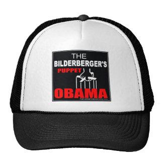 Obama - The Bilderberger's Puppet Trucker Hat