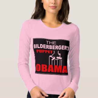 Obama - The Bilderberger's Puppet Shirt