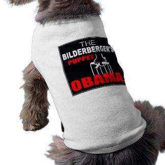 Obama - The Bilderberger's Puppet T-Shirt
