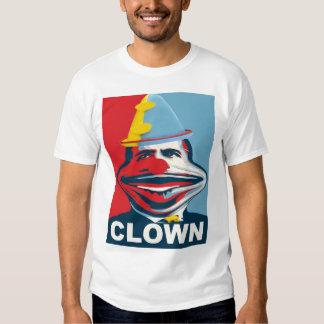 Obama The Clown T Shirt