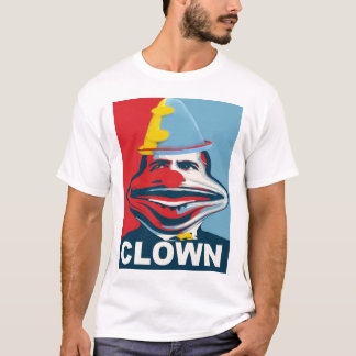 Obama The Clown T-Shirt