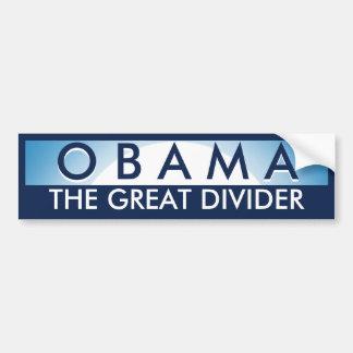 Obama The Great Car Bumper Sticker