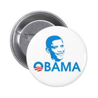 Obama The Hero Button