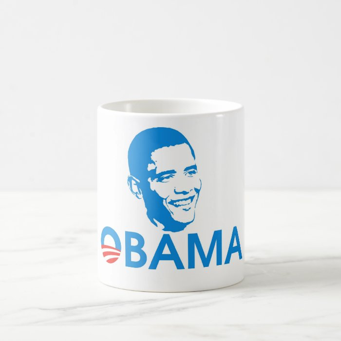 Obama The Hero Coffee Mug
