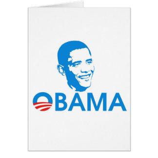 Obama The Hero Greeting Cards