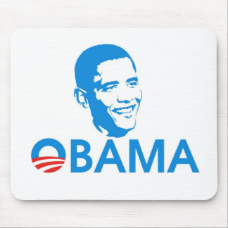 Obama The Hero Mouse Pad