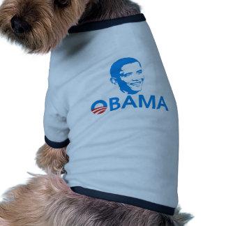 Obama The Hero Pet Tee Shirt