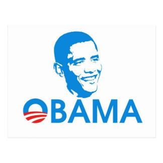 Obama The Hero Postcard