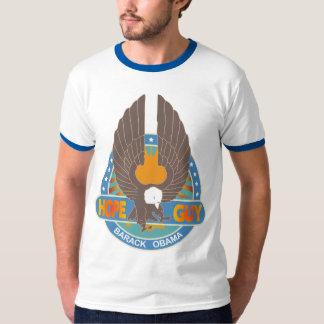 Obama The Hope Guy T Shirts