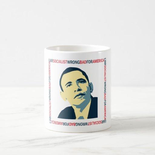 Obama the Liar Mugs
