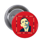 Obama the Liar Pinback Buttons
