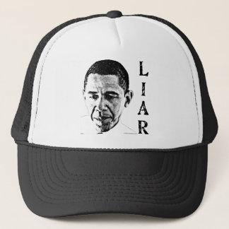 Obama the Liar Trucker Hat