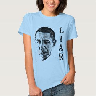 Obama the Liar Women's Tee