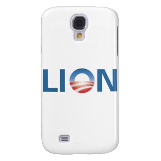 Obama the Lion Galaxy S4 Case