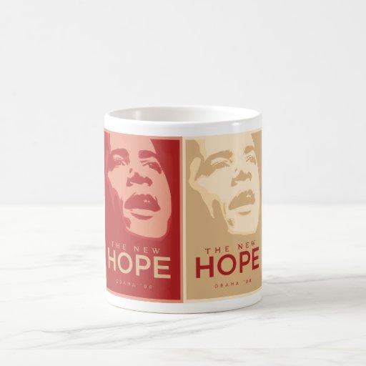 "Obama ""The New Hope"" - Mug"