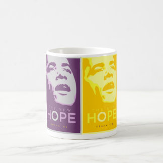 "Obama ""The New Hope"" - Omega Psi Phi Mug"