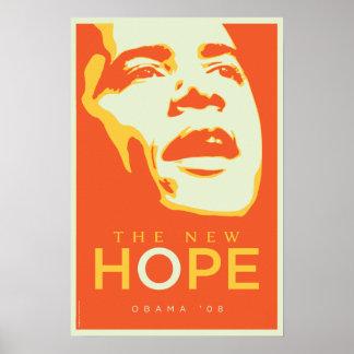 OBAMA: The New Hope_Orange Poster