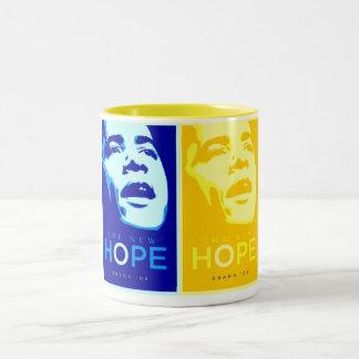 "Obama ""The New Hope"" - S.G.Rho Mug"
