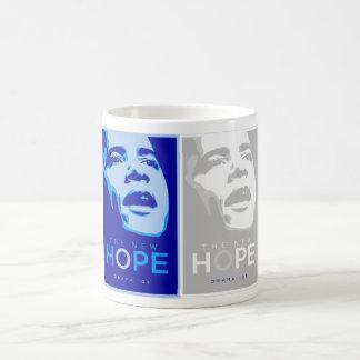 """Obama """"The New Hope"""" - Zeta/Sigma Mug"""