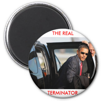 Obama - The Real Terminator Magnet