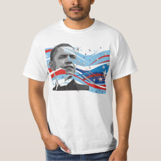 Obama The Stars and Strips T-shirt