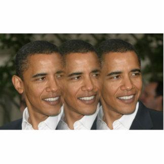 Obama threesome Photo Sculpture - Customized