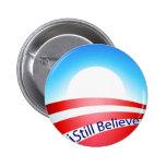 Obama - todavía creo pins