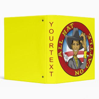 """Obama todo el gorra ningún ganado carpeta 1"""""""