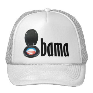 Obama (toilet) mesh hats