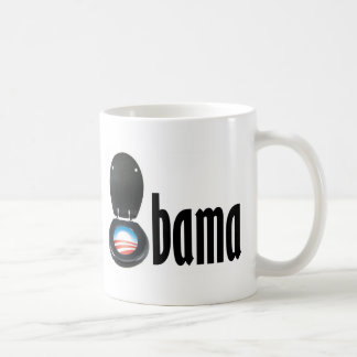 Obama (toilet) coffee mug