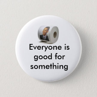 Obama toilet paper button