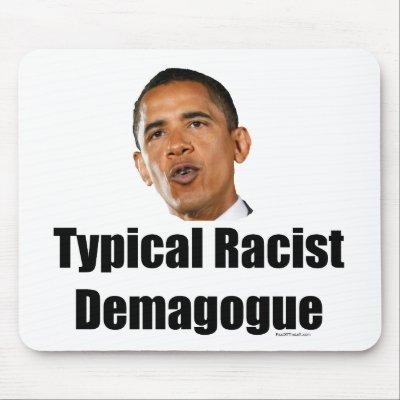 Obama the racist