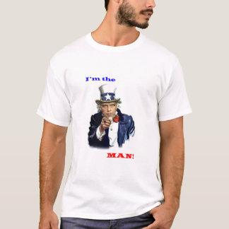 Obama_Uncle_Sam copy - Customized T-Shirt