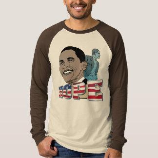 Obama US Hope sleeved shirt